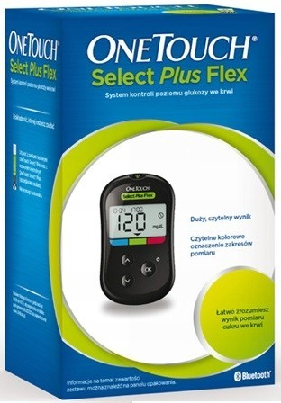 Glukometr One Touch Select Plus Flex LIFESCAN